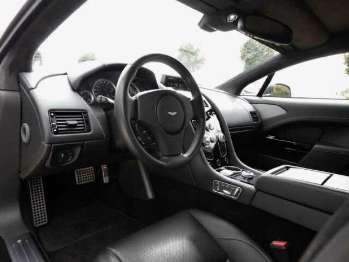 Aston Martin RAPIDE S Onyx Black métal - 9