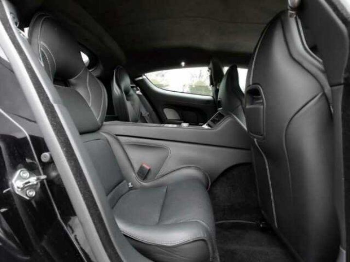 Aston Martin RAPIDE S Onyx Black métal - 13