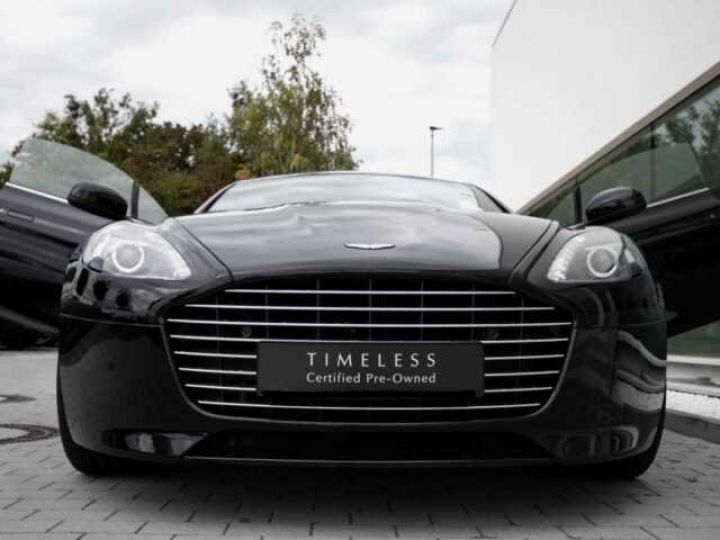 Aston Martin RAPIDE S Onyx Black - 5