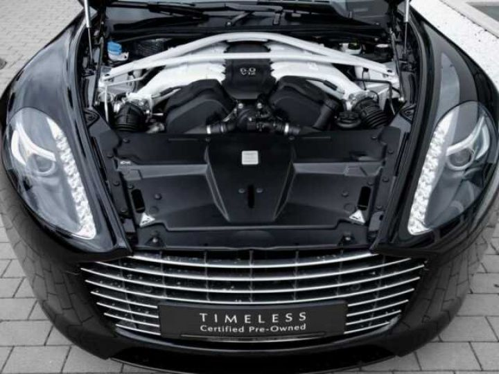 Aston Martin RAPIDE S Onyx Black - 7