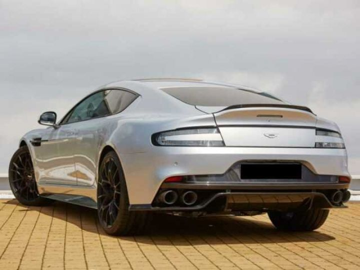 Aston Martin RAPIDE S AMR 1 of 210 Lightning Silver métal - 2