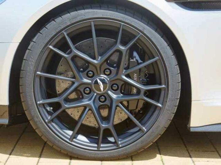 Aston Martin RAPIDE S AMR 1 of 210 Lightning Silver métal - 4