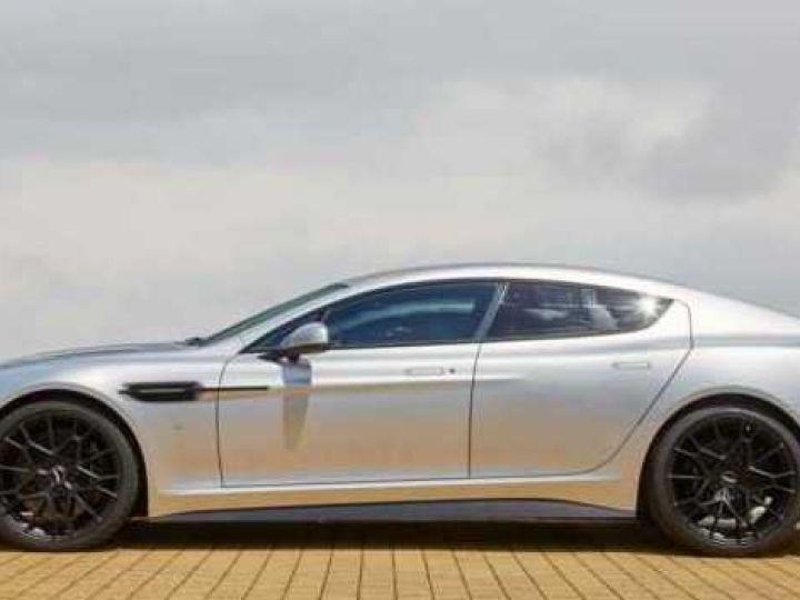 Aston Martin RAPIDE S AMR 1 of 210 Lightning Silver métal - 5
