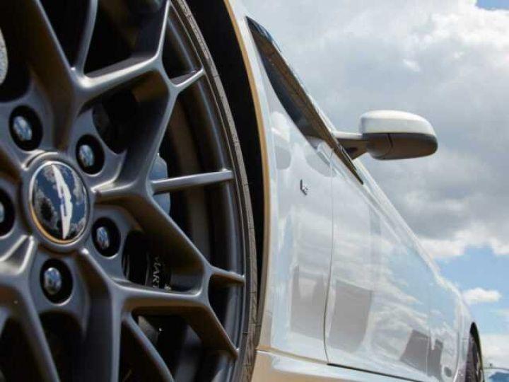 Aston Martin RAPIDE S AMR 1 of 210 Lightning Silver métal - 6