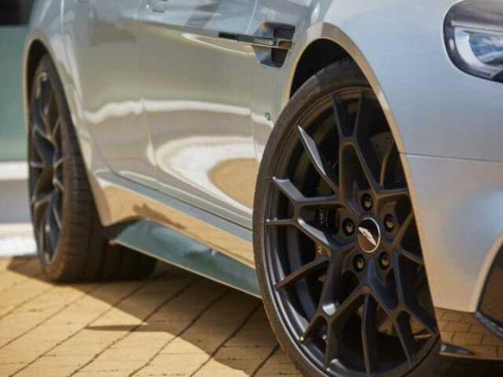 Aston Martin RAPIDE S AMR 1 of 210 Lightning Silver métal - 7