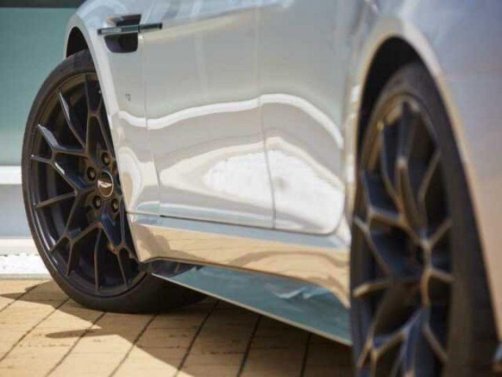 Aston Martin RAPIDE S AMR 1 of 210 Lightning Silver métal - 8