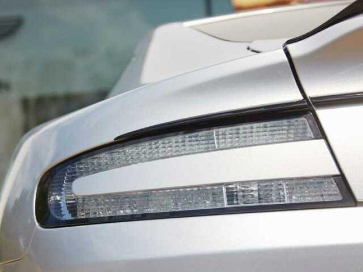 Aston Martin RAPIDE S AMR 1 of 210 Lightning Silver métal - 10