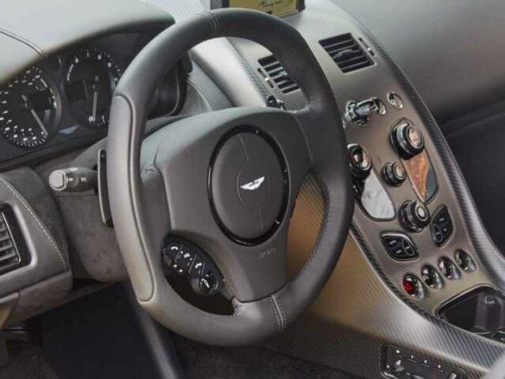Aston Martin RAPIDE S AMR 1 of 210 Lightning Silver métal - 13