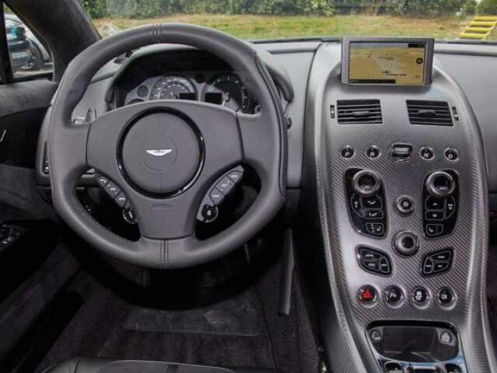Aston Martin RAPIDE S AMR 1 of 210 Lightning Silver métal - 14