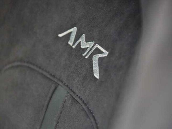 Aston Martin RAPIDE S AMR 1 of 210 Lightning Silver métal - 19