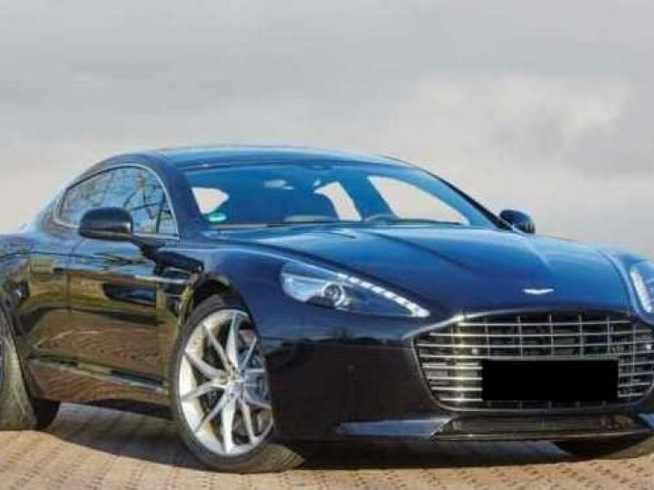 Aston Martin RAPIDE S #FLASH DEAL# Onyx Black métal - 1