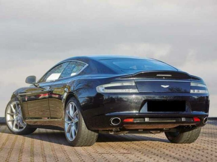Aston Martin RAPIDE S #FLASH DEAL# Onyx Black métal - 2