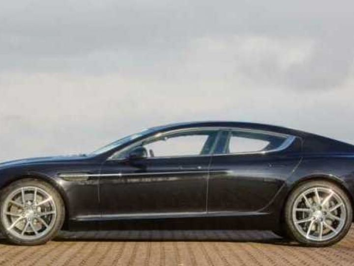 Aston Martin RAPIDE S #FLASH DEAL# Onyx Black métal - 3