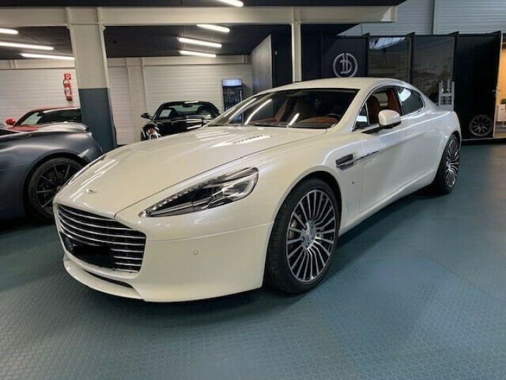 Aston Martin Rapide S Touchtronic 3 Morning Frost White - 1