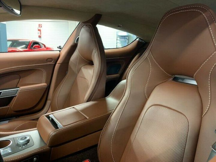 Aston Martin Rapide S Touchtronic 3 Morning Frost White - 3