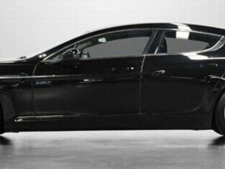Aston Martin RAPIDE  V12 6.0 477 TOUCHTRONIC 12/2012 noir métal - 2