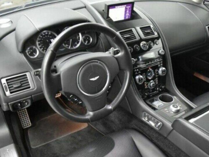 Aston Martin RAPIDE  V12 6.0 477 TOUCHTRONIC 12/2012 noir métal - 6