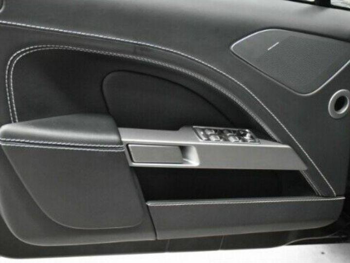 Aston Martin RAPIDE  V12 6.0 477 TOUCHTRONIC 12/2012 noir métal - 15