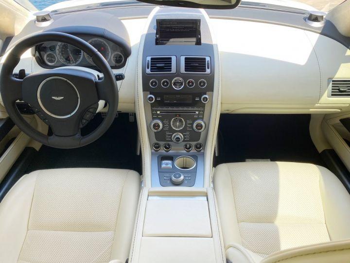 Aston Martin Rapide V12 6.0 S 558 CV - MONACO Blanc  - 10