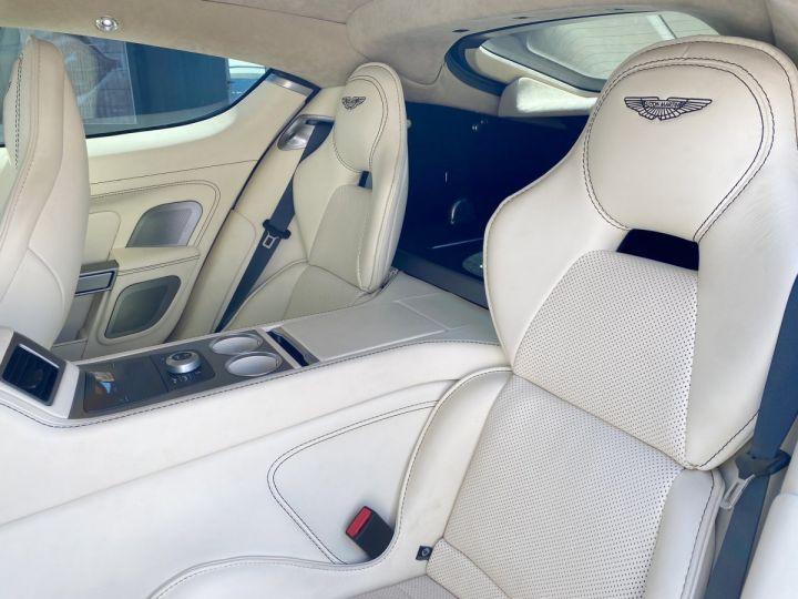 Aston Martin Rapide V12 6.0 S 558 CV - MONACO Blanc  - 15