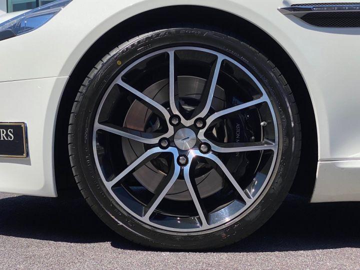 Aston Martin Rapide V12 6.0 S 558 CV - MONACO Blanc  - 16