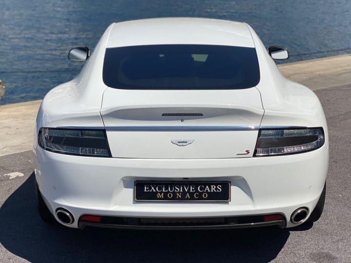 Aston Martin Rapide V12 6.0 S 558 CV - MONACO Blanc  - 19