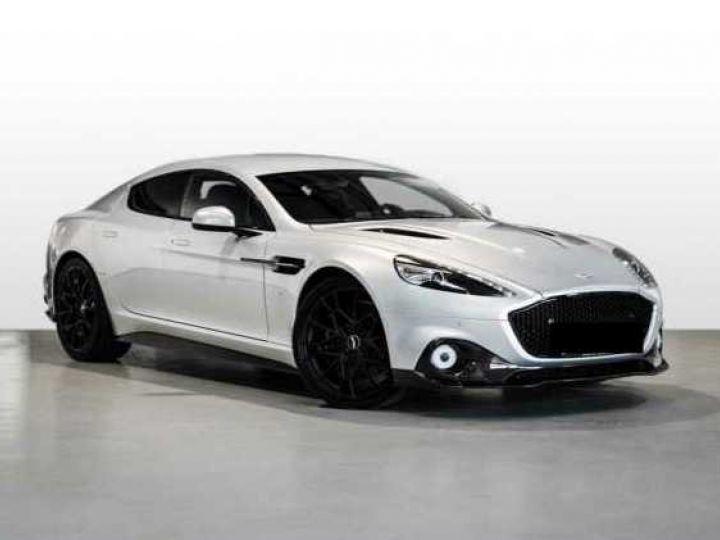 Aston Martin RAPIDE V12 AMR#Bodypack carbone Lightning Silver métal - 1