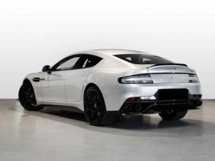 Aston Martin RAPIDE V12 AMR#Bodypack carbone Lightning Silver métal - 2