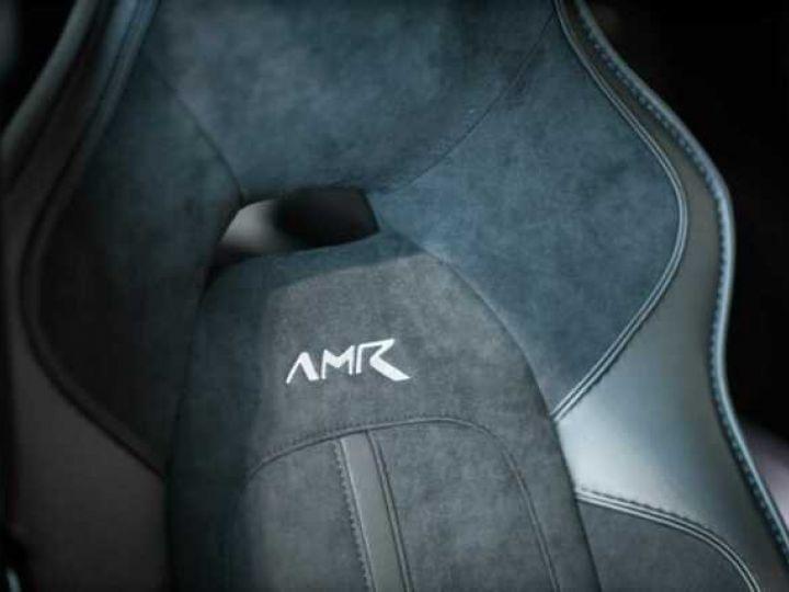Aston Martin RAPIDE V12 AMR#Bodypack carbone Lightning Silver métal - 6