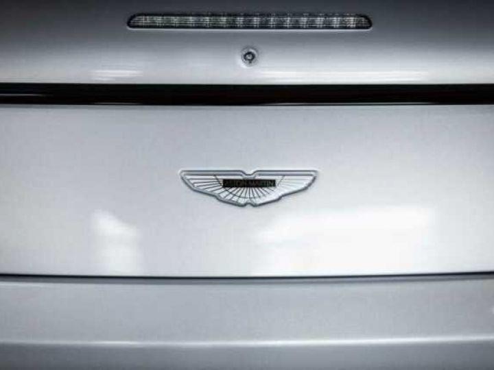 Aston Martin RAPIDE V12 AMR#Bodypack carbone Lightning Silver métal - 8
