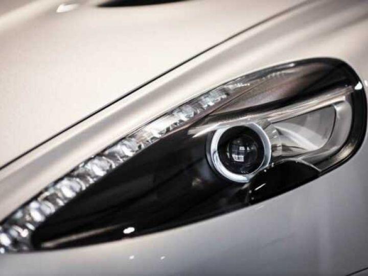 Aston Martin RAPIDE V12 AMR#Bodypack carbone Lightning Silver métal - 11
