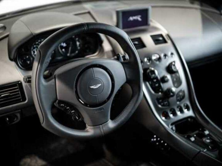 Aston Martin RAPIDE V12 AMR#Bodypack carbone Lightning Silver métal - 14