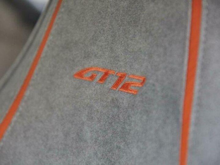 Aston Martin V12 Vantage GT12 #One of one#Geneva Motorshow Car#Modèle inspiré GT3 Compétition Speedway White métal - 10