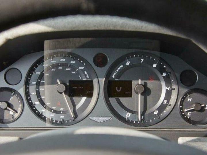 Aston Martin V12 Vantage GT12 #One of one#Geneva Motorshow Car#Modèle inspiré GT3 Compétition Speedway White métal - 18