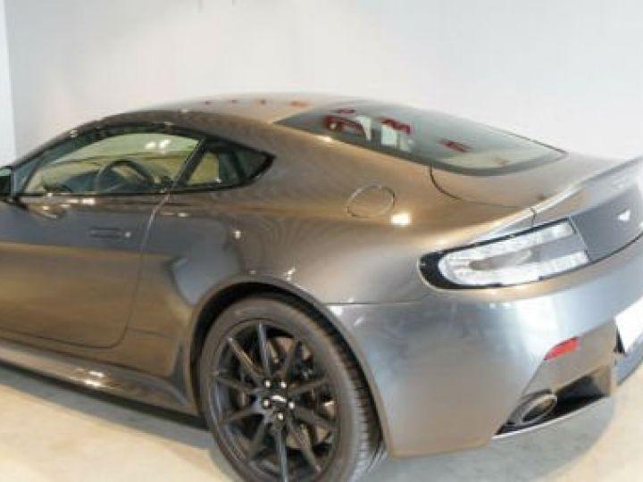 Aston Martin V12 Vantage Pack carbone intérieur+extérieur Meteorite Silver métal - 2