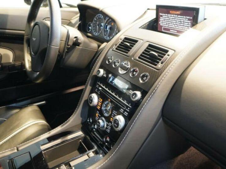 Aston Martin V12 Vantage Pack carbone intérieur+extérieur Meteorite Silver métal - 7
