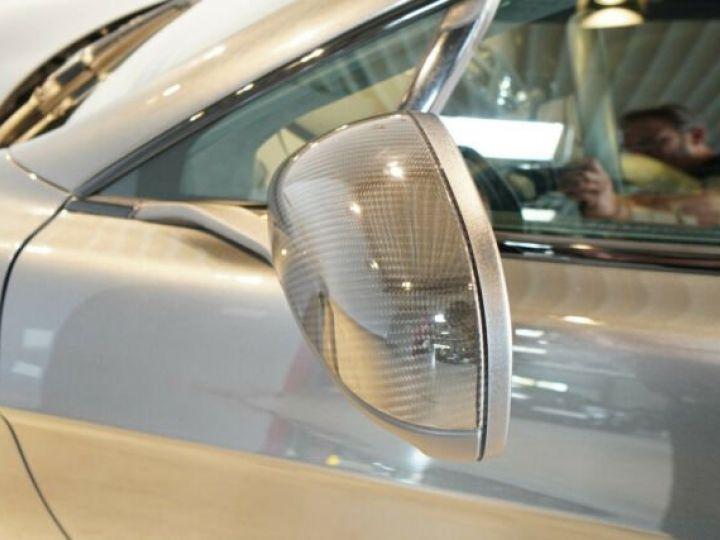 Aston Martin V12 Vantage Pack carbone intérieur+extérieur Meteorite Silver métal - 16