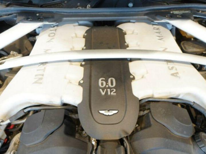 Aston Martin V12 Vantage Pack carbone intérieur+extérieur Meteorite Silver métal - 17