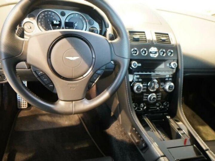 Aston Martin V12 Vantage Pack carbone intérieur+extérieur Meteorite Silver métal - 19