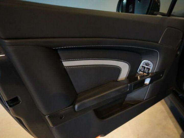 Aston Martin V12 Vantage Pack carbone intérieur+extérieur Meteorite Silver métal - 20