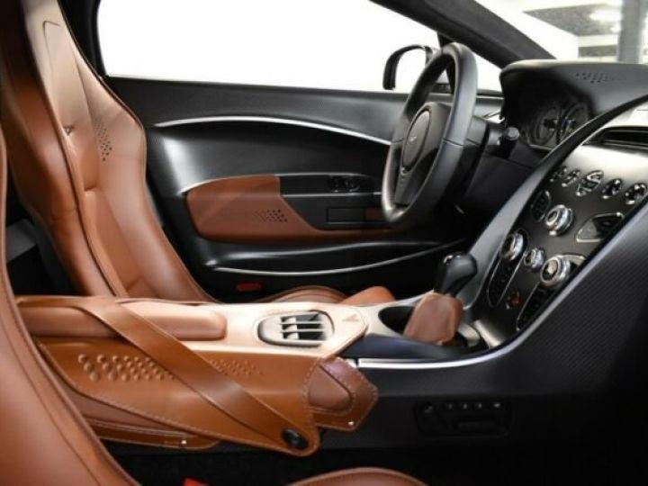 Aston Martin V12 Vantage V600 Roadster # 1 of 7 Spirit Silver métal - 4