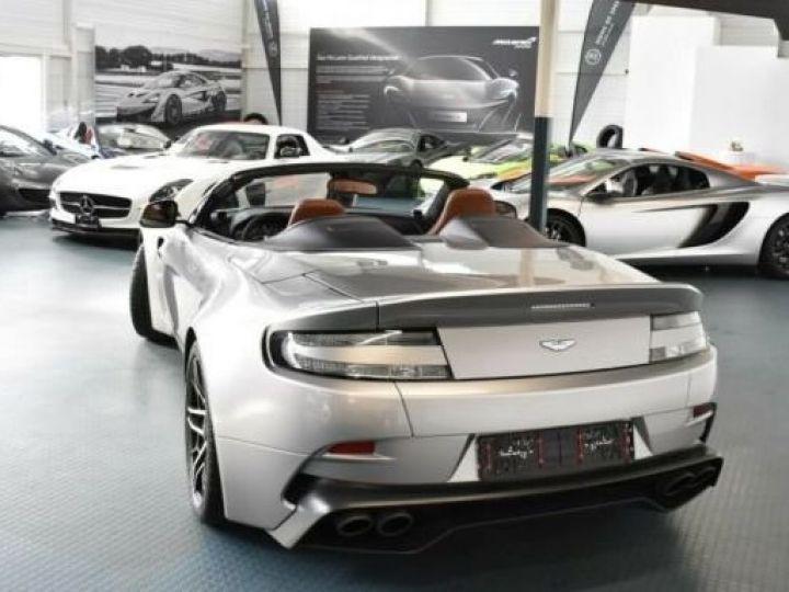 Aston Martin V12 Vantage V600 Roadster # 1 of 7 Spirit Silver métal - 9