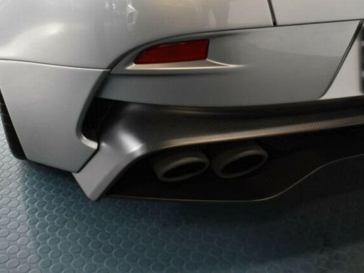 Aston Martin V12 Vantage V600 Roadster # 1 of 7 Spirit Silver métal - 12