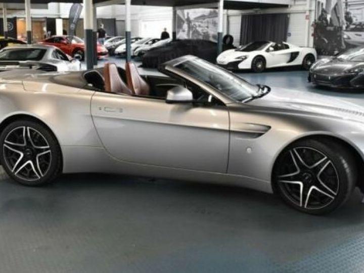 Aston Martin V12 Vantage V600 Roadster # 1 of 7 Spirit Silver métal - 13