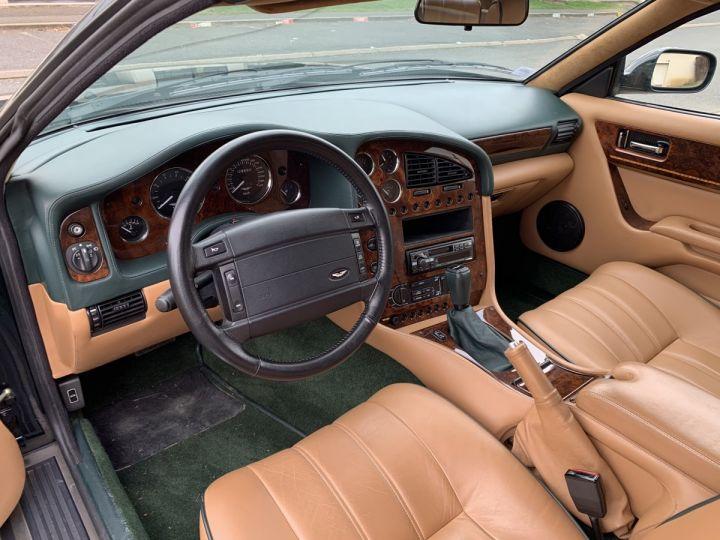 Aston Martin V8 Lwb Vert métallisé  Occasion - 5