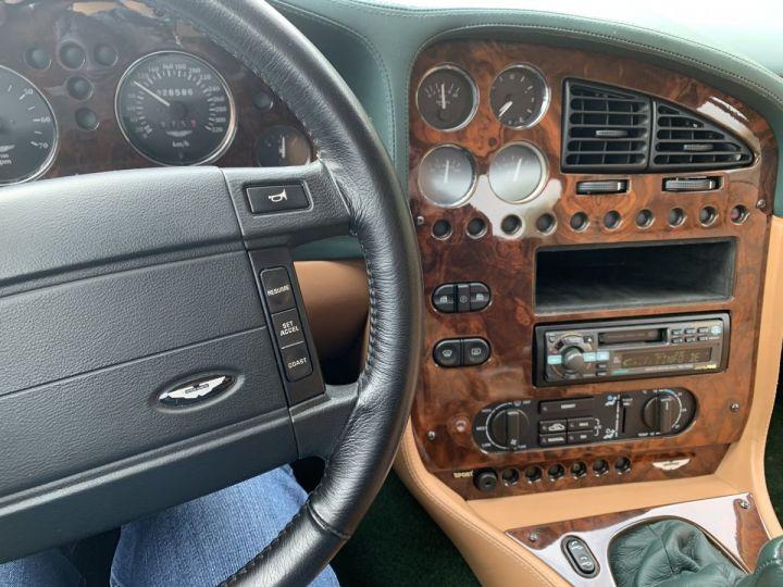 Aston Martin V8 Lwb Vert métallisé  Occasion - 7