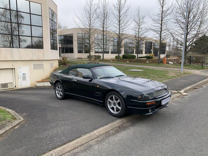 Aston Martin V8 Lwb Vert métallisé  Occasion - 1