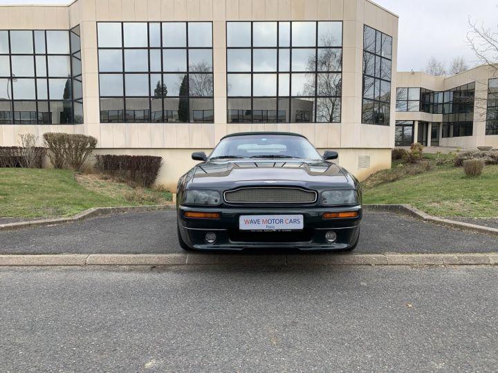 Aston Martin V8 Lwb Vert métallisé  Occasion - 2