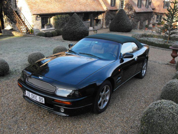 Aston Martin V8 LWB V8 Vert Anglais  Occasion - 3