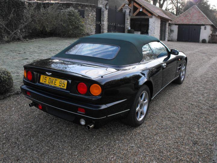 Aston Martin V8 LWB V8 Vert Anglais  Occasion - 5